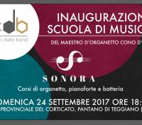 Inaugurazione Scuola di Musica Sonora